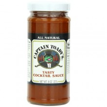 Captain Toady's Classic Cocktail Sauce (12x8 Oz)