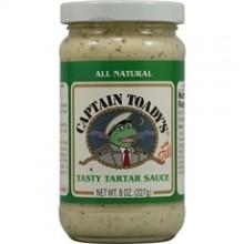 Captain Toady's Tarter Sauce w/Dill (12x8 Oz)