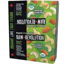 Raw Revolution Spirulina Dream (12x1.8 Oz)