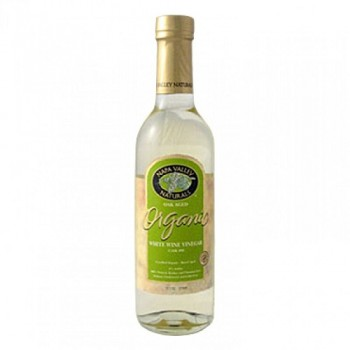 Napa Organic White Wine Vinegar (12x12.7Oz)
