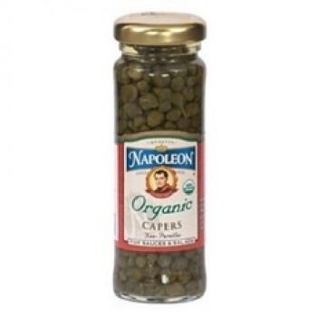 Napoleon Organic Capers (12x3.5Oz)