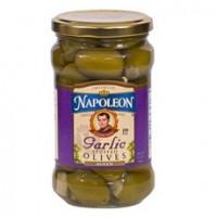 Napoleon Garlic Stuffed Olives (12x6.5Oz)