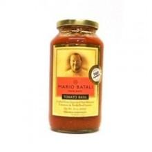 Mario Batali Pasta Sauce Tomato Basil (6x24Oz)