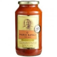 Mario Batali Marinara Pasta Sauce (6x24Oz)