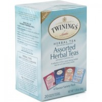 Twinings Assorted Herbal Teas(6x20 Bag)