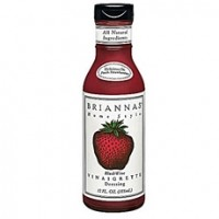 Brianna's Home Style Blush Wine Vinaigrette Salad Dressing (6x12Oz)