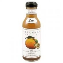 Brianna's Saucy Ginger Mandarin (6x12Oz)