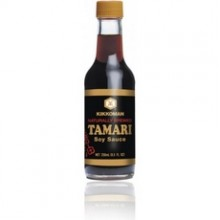 Kikkoman Naturally Brewed Tamari Soy Sauce (6x10Oz)