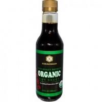 Kikkoman Organic Soy Sauce (6x10Oz)