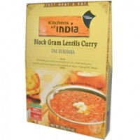 Kitchens Of India Dal Bukhara Black Gram Lentils Curry (6x10Oz)