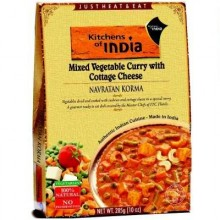 Kitchens Of India Curry Mixed Vegetable With Cottage Cheese (6x10Oz)