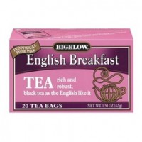 Bigelow English Breakfast Tea (6x0 Bag )