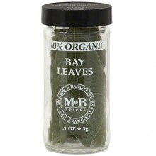 Morton & Bassett Bay Leaves (3x0.14Oz)
