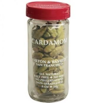Morton & Bassett Cardamom (3x0.9Oz)