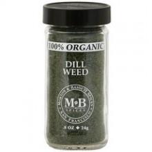 Morton & Bassett Dill Weed (3x0.8Oz)