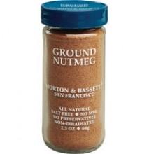 Morton & Bassett Ground Nutmeg (3x2.3Oz)