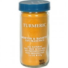 Morton & Bassett Tumeric (3x2.4Oz)