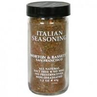 Morton & Bassett Italian Seasoning (3x1.2Oz)