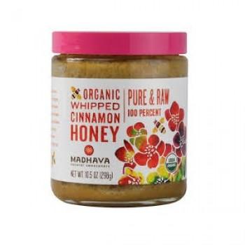 Madhava Whipped Cinnamon Honey(6x10.5 Oz)