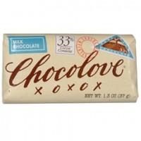 Chocolove Milk Chocolate (12x3.2Oz)