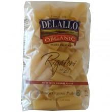 De Lallo Organic Rigatoni (16x16Oz)