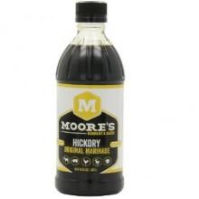 Moores Hickory Marinade (6x16 Oz)