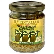 Meditalia Green Olive Tapenade (6x6.35Oz)