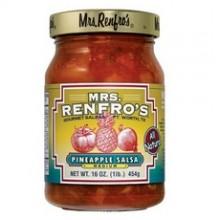 Mrs. Renfro's Pineapple Salsa (6x16Oz)