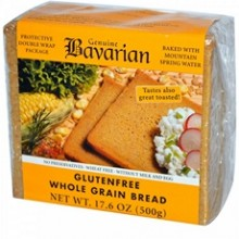 Bavarian Breads Whole Grain Gluten Free (6x17.6Oz)