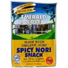 Great Eastern Sun Emerald Cove Spicy Nori Snack (6x48PC )