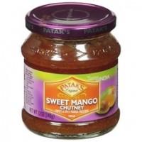 Patak's Sweet Mango Chutney (6x12Oz)