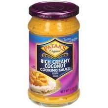 Patak's Cooking Sauce Rich Creamy Coconut (6x15Oz)