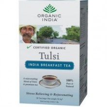 Organic India Tulsi India Breakfast Tea (6x18 CT)
