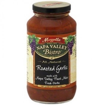 Mezzetta Roasted Garlic Sauce (6x25Oz)