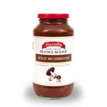 Mezzetta Wild Mushroom Pasta Sauce (6x25Oz)