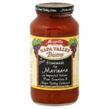 Mezzetta Homestyle Marinara Sauce (6x24.5Oz)