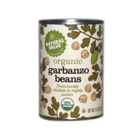 Natural Value Organic Beans Garbanzo (12x15Oz)
