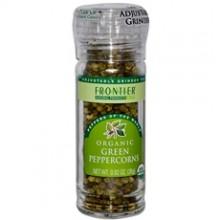 Frontier Organic Green Peppercorns (6x0.92Oz)