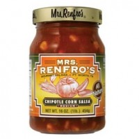 Mrs. Renfro's Chipotle Corn Salsa  (6x16Oz)