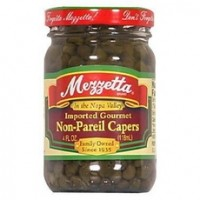 Mezzetta Non-Pareil Capers (12x4Oz)