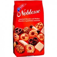 Hans Freitag Noblesse Biscuits & Wafer Assortment (10x14Oz)