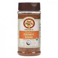 Aunt Patty's Organic Coconut Sugar  (6x6/10 Oz)