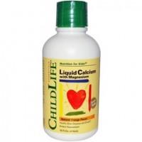 Childlife Liquid Calcium With Magnesium, Orange (1x16Oz)