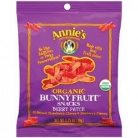 Annie's Organic Berry Patch Fruit Snack (9x2.75Oz)
