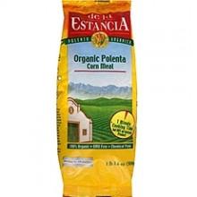 De La Estancia Organic Polenta Corn Meal (6x6/1 Lb)