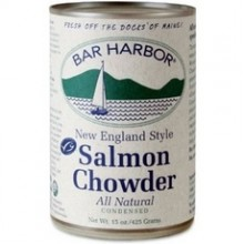 Bar Harbor All Natural Maine Salmon Chowder (6x15Oz)