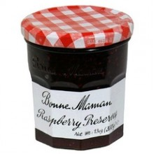 Bonne Maman Raspberry Preserves (6x13Oz)