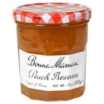 Bonne Maman Peach Preserves (6x13Oz)