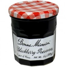 Bonne Maman Blackberry Preserves (6x13Oz)