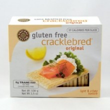 Natural Nectar Original Gluten Free Cracklebred (12x3.5 Oz)